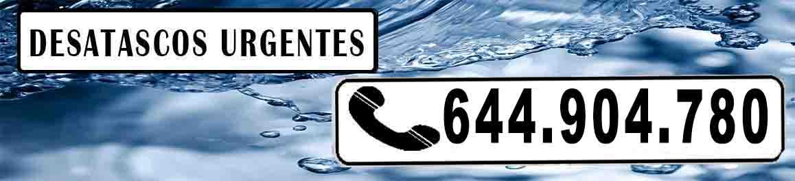Desatascos Alicante Urgentes