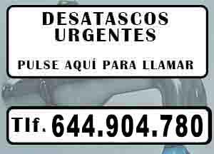 Empresa de Desatascos Alicante Urgentes