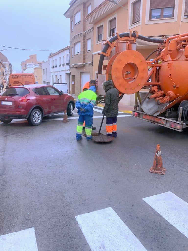 limpieza de alcantarillado Alicante